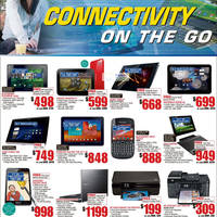 Read more about Harvey Norman Tablets, Smartphones, Printers & Notebook Offers 8 - 14 Dec 2011