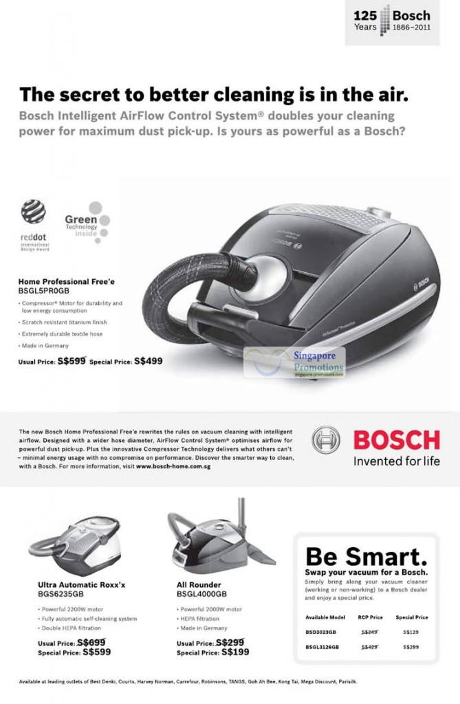Home Professional Free BSGL5PR0GB, Ultra Automatic Roxx BGS6235GB and All Rounder BSGL4000GB