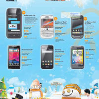 Read more about M1 Smartphones, Tablets & Home/Mobile Broadband Offers 17 - 23 Dec 2011