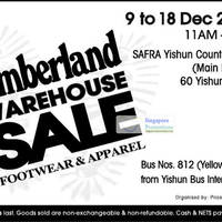 Read more about Price Club Timberland Warehouse Sale 9 - 18 Dec 2011