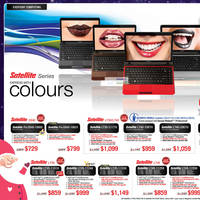 Read more about Toshiba Notebooks, Netbooks & AIO Desktop PC Price List 19 Dec 2011 - 15 Jan 2012