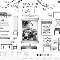 Read more about Scanteak Furniture Fiery Dragon New Year Sale 31 Dec 2011
