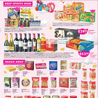 Read more about NTUC Fairprice Electronics, Groceries & Abalone Offers 29 Dec 2011 - 11 Jan 2012