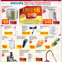 Read more about Carrefour Chinese New Year Philips Offers 13 - 15 Jan 2012