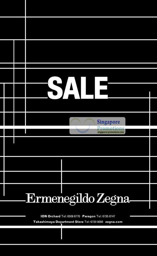 Ermenegildo Zegna 7 Jan 2012