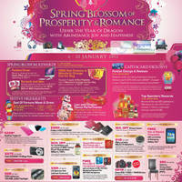 Read more about Funan Digitalife Mall Chinese New Year Promotions & Activities 6 - 22 Jan 2012
