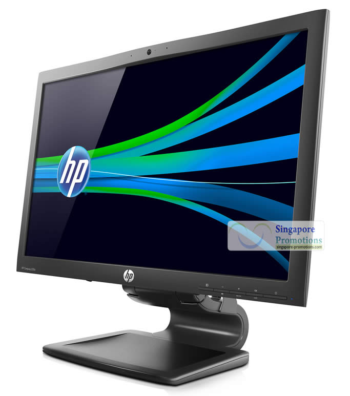 HP Compaq L2311c 23-inch Notebook Docking Monitor