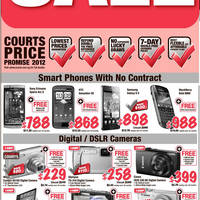 Read more about Courts New Year Festive Sale 14 - 20 Jan 2012