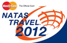 NATAS Travel Fair 2012 Logo