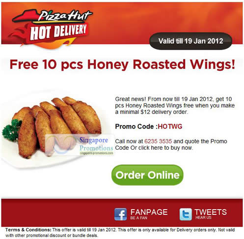 Dominos wings coupons printable