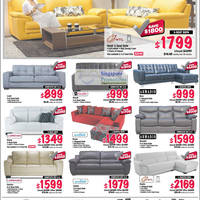 Read more about Courts New Year Festive Sale 7 - 13 Jan 2012