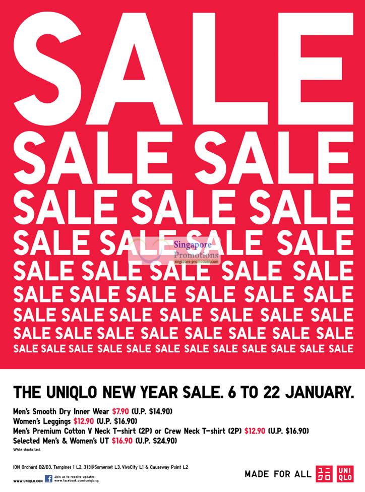 Uniqlo 6 Jan 2012