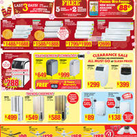 Read more about Carrefour Home Appliances Atrium Fair Promotion Offers 6 - 22 Jan 2012