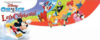 Disney On Ice Presents Lets Celebrate 3 Feb 2012