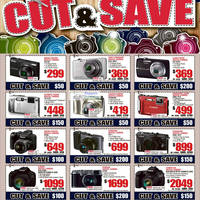 Read more about Harvey Norman Digital Cameras Promotion 16 - 22 Feb 2012