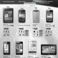 Read more about Planet Telecoms Samsung Smartphones No-Contract Price List @ Lot 1 25 - 26 Feb 2012