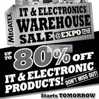 Read more about Courts Megatex Warehouse Sale (Feb 2012) @ Singapore Expo 2 - 5 Feb 2012