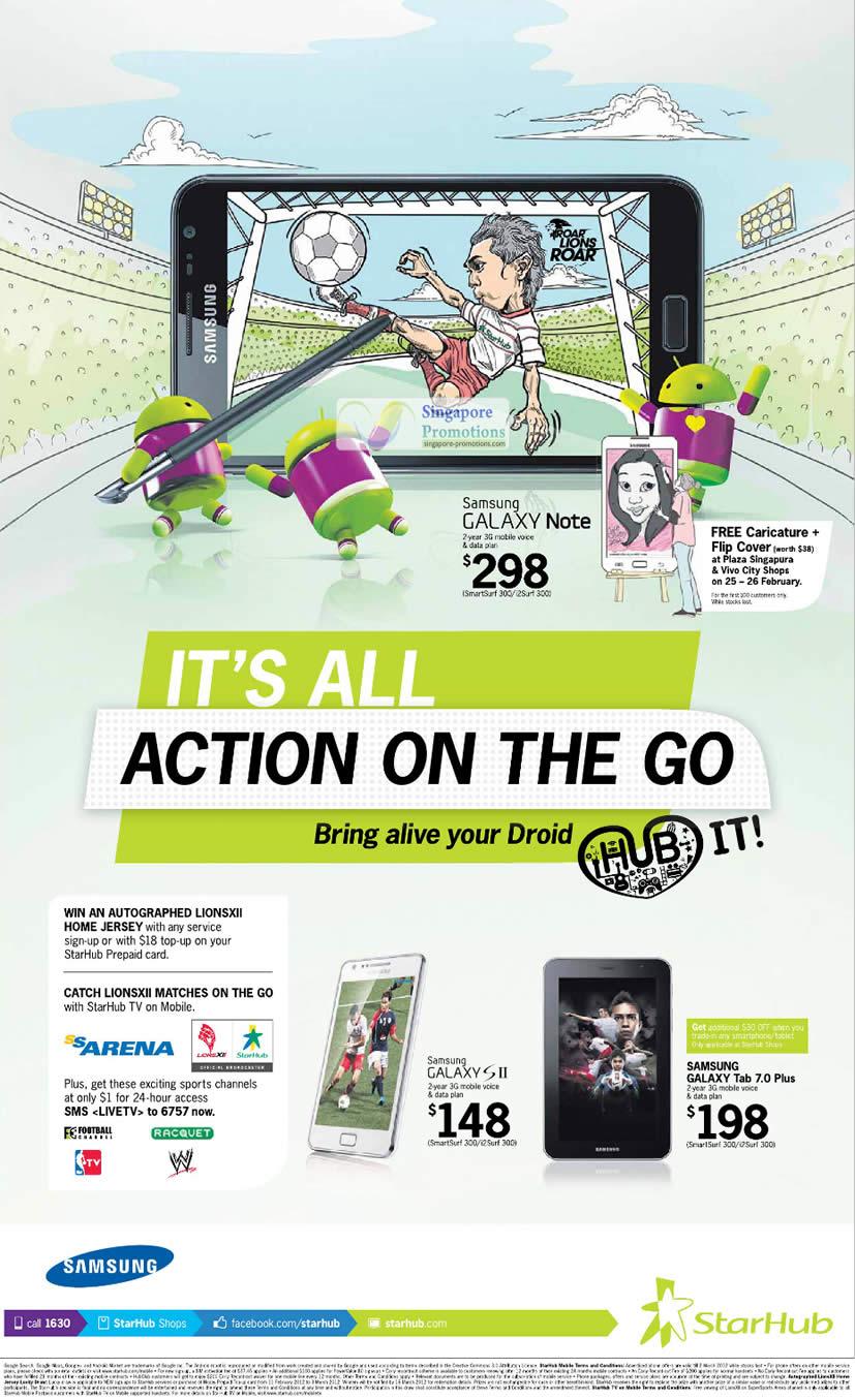 Samsung Galaxy S II, Galaxy Tab 7.0 Plus