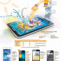 Read more about M1 Smartphones, Tablets & Home/Mobile Broadband Offers 11 - 17 Feb 2012