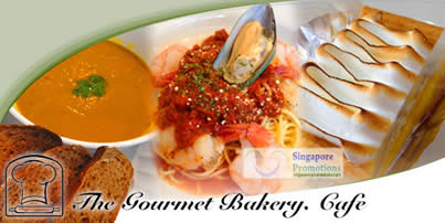 The Gourmet Bakery Parco Millenia Walk