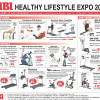 Read more about Aibi Healthy Lifestyle Roadshow @ VivoCity 21 - 25 Mar 2012