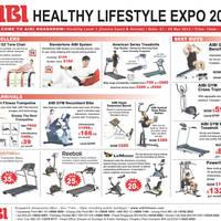 Read more about Aibi Healthy Lifestyle Roadshow @ VivoCity 21 - 25 Mar 2012