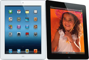 Apple New iPad 8 Mar 2012
