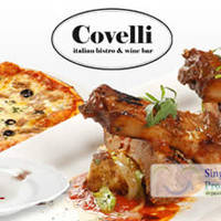 Read more about Covelli Italian Restaurant 50% Off Cash Voucher 29 Mar 2012