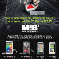 Read more about HTC Smartphones No Contract Price List 9 Mar 2012