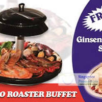 Read more about Korean UFO Roaster Buffet 39% Off All You Can Eat Korean UFO Roaster & Steamboat Buffet 23 May 2012