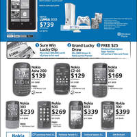 Read more about Nokia Smartphones & Mobile Phones No Contract Price List 24 Mar 2012
