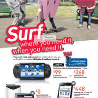 Read more about Singtel Smartphones, Tablets, Home/Mobile Broadband & Mio TV Offers 31 Mar - 6 Apr 2012