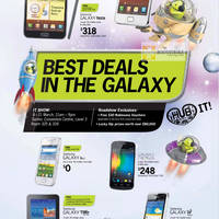 Read more about Starhub IT SHOW 2012 Promotions Smartphones, Tablets, Cable TV & Mobile/Home Broadband 8 - 11 Mar 2012