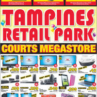Read more about Courts Big Brand Sale Promotion 17 - 23 March 2012