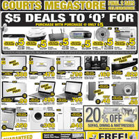 Read more about Courts Big Brand Sale Promotion 24 - 30 Mar 2012