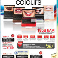 Read more about Toshiba Notebooks, Netbooks & Tablets Promotion Price List 28 Mar - 15 Apr 2012