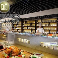 Read more about Triple Three 50% Off International Buffet Lunch @ Mandarin Orchard 29 Mar 2012