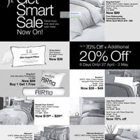 Read more about John Little Up To 70% Off Sale 27 Apr 2012