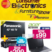 Read more about 2012 Consumer Electronics & Furniture Show @ Suntec 6 - 8 Apr 2012