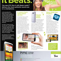 Read more about HTC One X Smartphone Features 25 Apr 2012