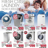 Read more about Harvey Norman Washer Appliances Offers 12 - 18 Apr 2012