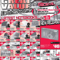 Read more about Harvey Norman Furniture, Appliances & Electronics Promotion Offers 21 - 27 April 2012