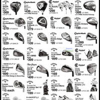 Read more about Pan-West Golf Items April Promotion Offers 13 - 22 Apr 2012