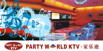 Party World KTV 20 Apr 2012