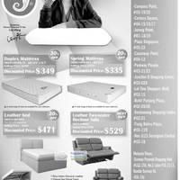 Sea Horse Mattress Furniture Promotion Offers 22 Apr 2017
