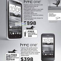 Read more about HTC One X & HTC One V Smartphones No Contract Price List 14 Apr 2012
