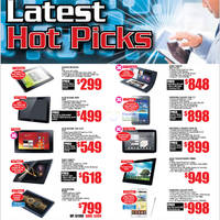 Read more about Harvey Norman Tablet Shopping Tips & Offers 26 Apr - 2 May 2012