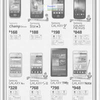 Read more about Samsung Smartphones No Contract Price List @ TeleChoice 21 Apr 2012