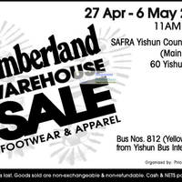 Read more about Timberland Footwear & Apparel Warehouse Sale 27 Apr - 6 May 2012