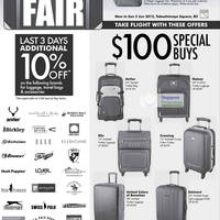 Read more about Takashimaya Mega Luggage Fair 16 May - 3 Jun 2012